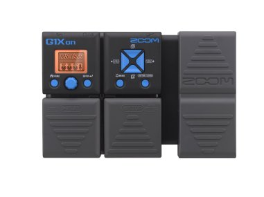 Zoom G1Xon Multi-Effects Guitar Pedal with Expression Pedal
