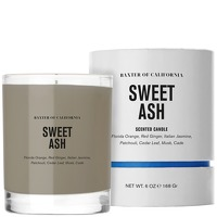 Baxter of California Scented Candle Sweet Ash 168g