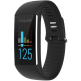 Polar A360 Fitness Tracker with Wrist-based Heart Rate Monitor (Large) - Charcoal Black