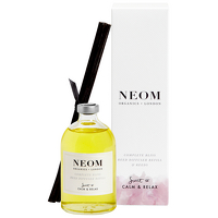 Neom Organics London Scent To Calm and Relax Complete Bliss Reed Diffuser Refill 100ml