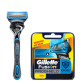Gillette Fusion Proshield Razor + 1 Bade