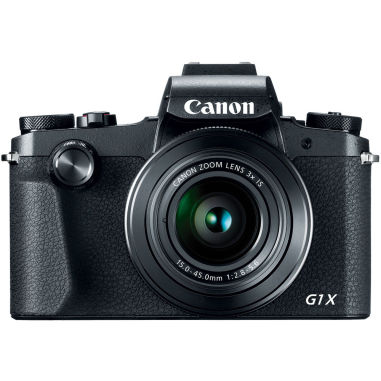 Canon Powershot G1X Mark III Digital Camera - Black