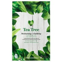 Vitamasques Sheet Face Mask Tea Tree x 4