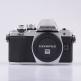 0lympus E-M10 Mark II Body Digital Mirrorless Camera - Silver