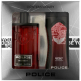 Police Instinct Eau de Toilette Spray 100ml and Shower Gel 250ml