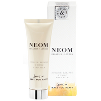 Neom Organics London Scent To Make You Happy Nourish, Breathe and Smile Hand Balm 50ml