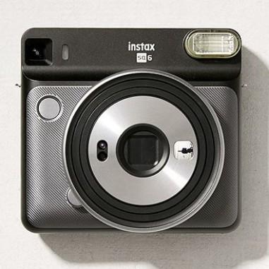 Fujifilm Instax Square SQ6 Instant Film Camera - Graphite Gray