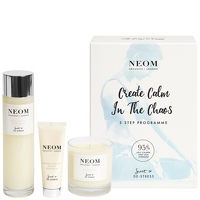 Neom Organics London Scent To De-Stress Create Calm in the Chaos 3 Step Programme