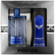 Police Cosmopolitan Eau de Toilette Spray 100ml and Shower Gel 250ml