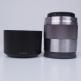 S0NY E 50mm f/1.8 OSS Lens Silver SEL50F18