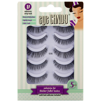 Eye Candy Pro Volumise Strip Lash 006