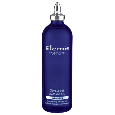 Elemis De-Stress Massage Oil (100ml/3.4oz)