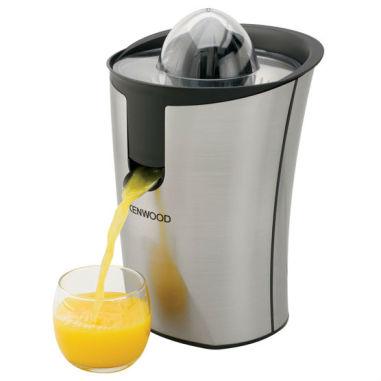 Kenwood Continuous Citrus Press Juicer JE297 - Silver and Black (Not for US Market / 200V-240V)