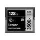 Lexar 3500X 128GB 525MB/s Professional CFast 2.0 Memory Card