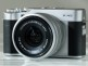 Fujifilm Finepix X-A5 Digital Cameras with 15-45mm f/3.5-5.6 OIS PZ - Silver