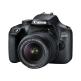 Canon EOS 3000D Kit with 18-55 III Lens Digital SLR Cameras