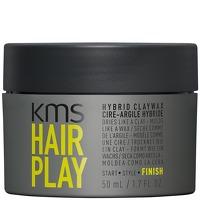 KMS STYLE HairPlay Hybrid Clay Wax 50ml