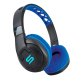 Soul Electronics X-TRA Wireless Performance Bluetooth Over-Ear Sports Headphones - Blue
