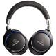 Audio Technica ATH-MSR7 GM Portable Dynamic Headphone - Black