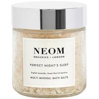Neom Organics London Scent To Sleep Perfect Nights Sleep Natural Multi Mineral Bath Salts 450g