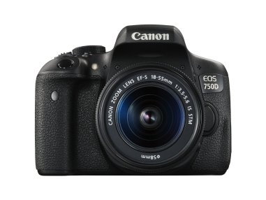 Canon EOS 750D Kit with 18-55mm IS STM Digital SLR Camera