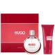 Hugo Boss Hugo Woman Eau de Parfum Spray 50ml and Body Lotion 100ml