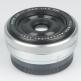 Fujifilm FUJINON XF 27mm F2.8 Lens Silver