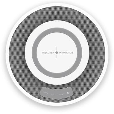 Nillkin MC2 Multi function bluetooth speaker - White