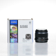 0lympus DIGITAL 25mm f1.8 Lenses - Black