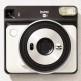 Fujifilm Instax Square SQ6 Instant Film Camera - Pearl White with Instax Square Instant Film Photo Paper 5 Pack