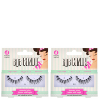 Eye Candy Pro Volumise Strip Lash 014 (Dramatise) Duo Set