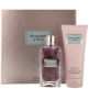 Abercrombie and Fitch First Instinct for Her Eau de Parfum 100ml and Body Lotion 200ml