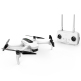 Hubsan Zino WIFI FPV GPS 3-Axis Gimbal 4K Camera Quadcopter with Transmitter (RTF) - White