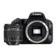 Canon EOS 200D Kit with EF-S 18-55mm f/4-5.6 IS STM Lens Digital SLR Cameras - Black