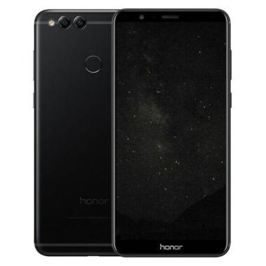 Huawei Honor 7X BND-AL10 4GB RAM 128GB Dual Sim SIM FREE/ UNLOCKED - Black (CN Version)