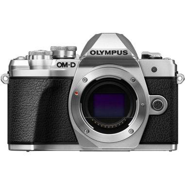 0lympus E-M10 Mark III OM-D Body Only Digital Camera - Silver