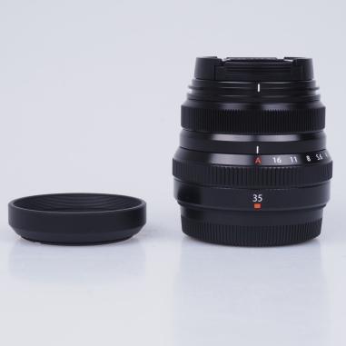 Fujifilm FUJINON XF 35mm F2 R WR Lenses - Black
