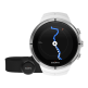 Suunto Spartan Ultra White (HR) Multisport GPS Watch (SS022660000)