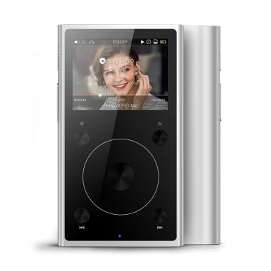 FiiO X1-II High Resolution Lossless Music Player (2nd Generation) - Silver