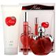 Nina Ricci Nina Eau de Toilette Spray 80ml, Body Lotion 100ml and Eau de Toilette 10ml
