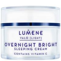 Lumene VALO [LIGHT] Overnight Bright Sleeping Cream With Vitamin C 50ml