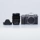 Fujifilm X-T3 Digital Camera with 18-55mm f/2.8-4 R LM OIS Lens - Silver