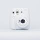 Fujifilm instax mini 9 Instant Camera - Smoky White with mini film Photo Paper 10 Packs